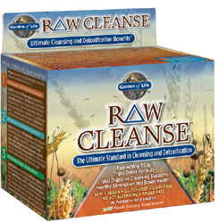 Getting ready for the quarterly cleanse with garden of life s raw cleanse for Garden of life raw cleanse reviews